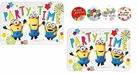 Despicable Me Postcard Style Party Invitations with Envelopes ~16 PCS~ B... - $15.79