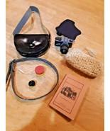 18 inch doll  accessories lot purses, camera, yo-yo, belt Pleasant co. b... - $16.82