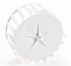 31001317 Whirlpool Dryer blower wheel - $36.49