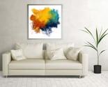 Wall Art Decor Modern Abstract Art, Original Acrylic Abstract Painting, Canvas  - £0.99 GBP