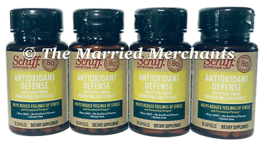 Schiff Antioxidant Defense Sod French Melon Extract 30 capsules 10/2021 ... - $24.99