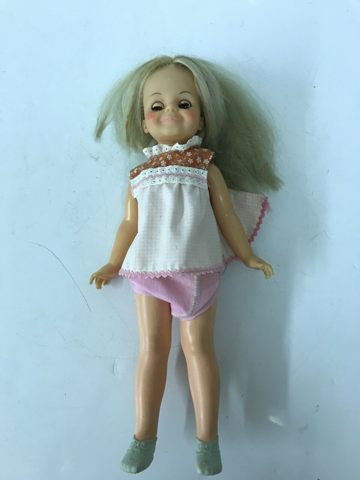 Primary image for Vintage Crissy 1968 Ideal Doll Hair Grows and Retracts Turn Knob BLONDE
