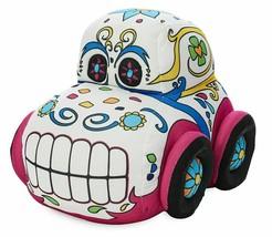 "NWT Disney Parks - Halloween Sugar Skull Car Small 7"" Plush - $24.70"