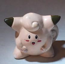 Nintendo Pokémon Clefairy Figure #35 TOMY - $9.08