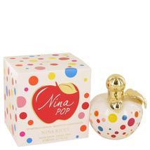 Nina Pop by Nina Ricci Eau De Toilette Spray (10th Birthday Edition) 2.7 oz for  - $41.69