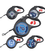 Tennessee Titans Retractable Dog Leash tangle free upto 110 lb pet leash #1 - $22.30+