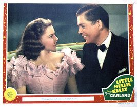 Little Nellie Kelly Featuring Judy Garland, Charles Winninger 16x20 Canvas - $69.99