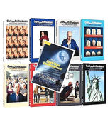 CURB YOUR ENTHUSIASM Complete Series Seasons 1-9 DVD Sets [New] - $89.99