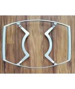 Corning Ware ~ P-10-M-1 ~ Chrome Cradle/Trivet For P-10-B Skillet ~ (15) - $22.97