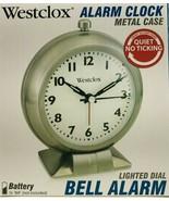 Westclox - 47602 - Classic Full Size Analog Big Ben Alarm Clock - $26.68