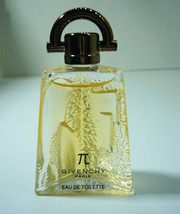 Givenchy PI Eau de Toilette Miniature Mini Bottle Made In France - $15.13