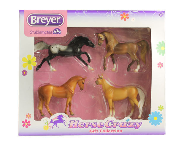 Primary image for # Breyer 5397 stablemate Horse Crazy Real Horse gift set  collection  <>