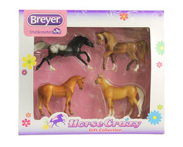 # Breyer 5397 stablemate Horse Crazy Real Horse gift set  collection  <> - $19.34