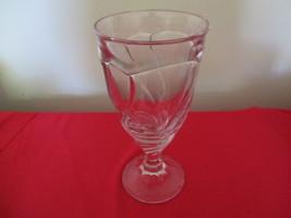 Noritake Pink Swirl Glasses - $25.00