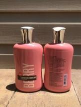 Bath Body Works Signature Vanillas Vanilla Berry Lotion summer - $59.99