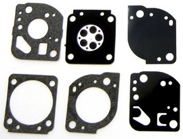 CARBURETOR GASKET & DIAPHRAGM KIT ZAMA GND-64 POULAN / WEEDEATER TRIMMER - $6.99