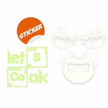 Glow In Dark Lets Cook Breaking Bad Quote Sticker Wall Night Glowing Kit... - $10.69+