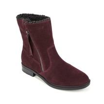 Sporto, Girl  Water-Resistant Suede Tassel Boot in Wine, 6.5 M - $49.49