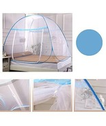 Portable Folding Mosquito Net for Bed Pop-up Anti Mosquito Net Bed Guard... - $21.77