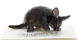 Hagen-Renaker Miniature Ceramic Figurine Texas Armadillo image 1