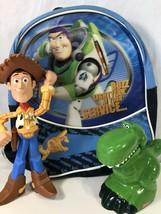 Fisher Price Rex Dinosaur Toy Story Talking Flashlight Mattel 2009 Woody... - $29.69