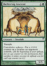 MTG x4 Sheltering Ancient (Coldsnap) MINT + BONUS! - $1.99