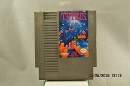 NINTENDO TETRIS Video Game   FROM RUSSIA WITH FUN 1985 MADE IN JAPAN - $5.89