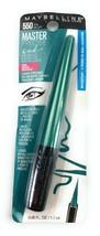 Maybelline Master Precise Metallic Ink Waterproof Eyeliner #550 Teal Galaxy - $6.92