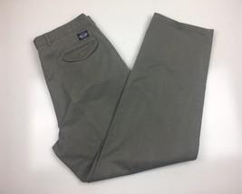 Mens Dockers Levi's  Vintage Olive Pants 100% Cotton 36X 32 - $29.99
