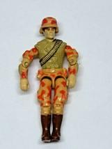 ARAH Gi Joe Spearhead 1988 Vintage Hasbro Action figure - $10.88