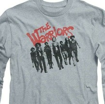 The Warriors T-shirt cult classic film 70s retro long sleeve graphic tee PAR494 image 2