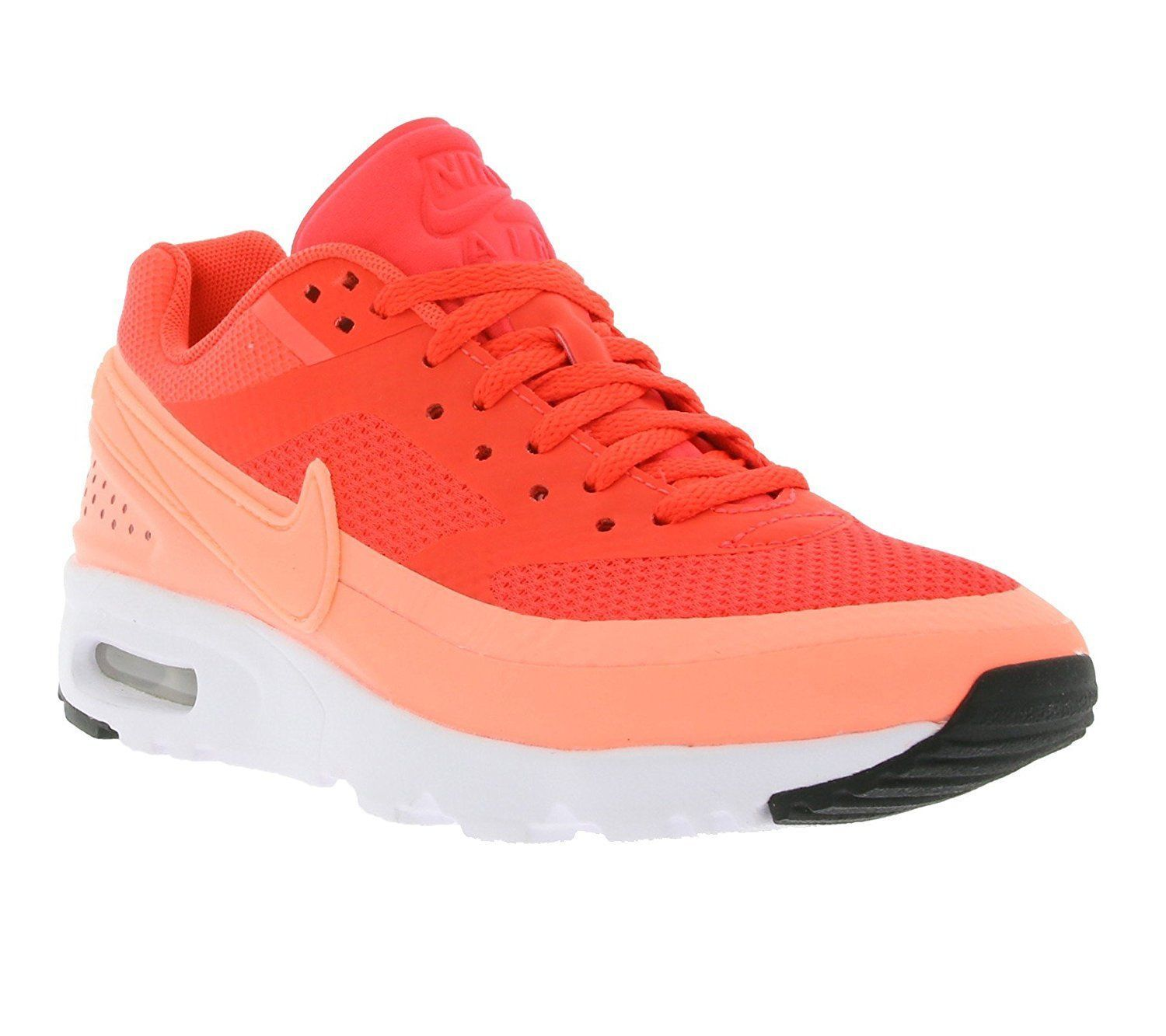 eae2d5d7d3923 Women's Nike Air Max BW Ultra Running Shoes, 819638 600 Size 8 Crimson/At  Pink/W - $129.95