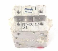 NEW BIMBA FST-090.125 STAINLESS PNEUMATIC CYLINDER FST090125