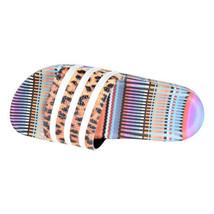 Adidas Adilette Women's Slides Ash Pink Supercool-White-Supercool CM8223 - $49.95