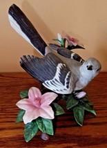 """""""NORTHERN MOCKINGBIRD""""~1992~LENOX~PORCELAIN FIG... - $17.09"""