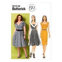Butterick Patterns B5930 Misses/Misses' Petite/Women's/Women's Petite Dr... - $14.70