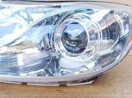 12-14 Hyundai Genesis Sedan Halogen Headlight Lamp Drive Left LH POLISHED image 5