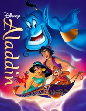 Disney ALADDIN Diamond edition DigiBook Target exclusive [Blu-ray + DVD]