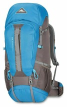 High Sierra Pathway 60L Internal Frame Hiking Backpack Mineral/Slate/Gla... - $59.99