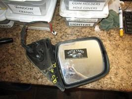 1998 TOYOTA 4RUNNER PASSENGER RIGHT SIDE VIEW POWER MIRROR BLACK OEM YOT... - $54.45