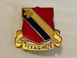 US Military 434th Support Battalion Unit Insignia Pin - Pexagimus - $10.00