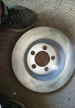 Disc Brake Rotor Front MOPAR 52109938AB image 2