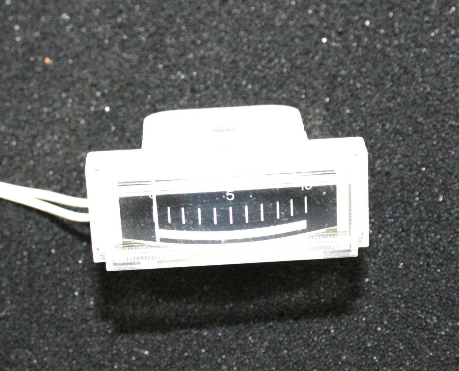 Digital Deflection Meter : Horizontal ua deflection lighted meter lot of