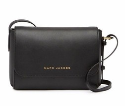 Marc Jacobs The Commuter Medium Crossbody Bag - Black - $198.00