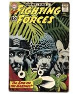 OUR FIGHTING FORCES #71-1963-Roy Lichtenstein -DC-WWII-POOCH Fires Gun - $242.50