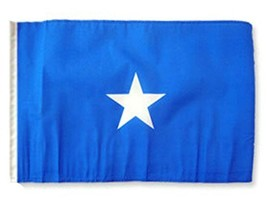 ALBATROS 12 inch x 18 inch Somalia Sleeve Flag for use on Boat, Car, Gar... - $26.41