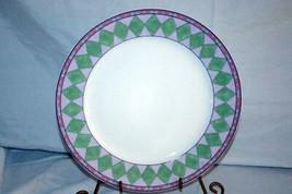 """Oneida 1998 Harlequin Dinner Plate 10 5/8"""" - $14.54"""