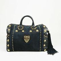 Gucci Large Babouska Heart Studded Handbag - $860.00