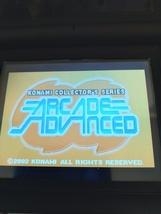 Nintendo Game Boy Advance GBA Konami Collector's Series: Arcade Advanced image 1