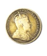 1903 Canada 25c Silver Twenty Five Cents Quarter Dollar KM# 11 - €27,52 EUR